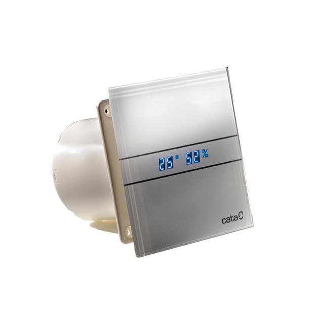 Extractor De Baño Cata Eg100gth 2 Velocidades + Indicador 98 M3/H