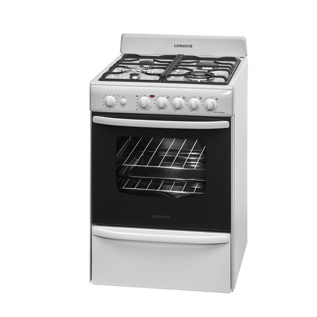 Cocina Longvie 60cm Blanco (19601bf)