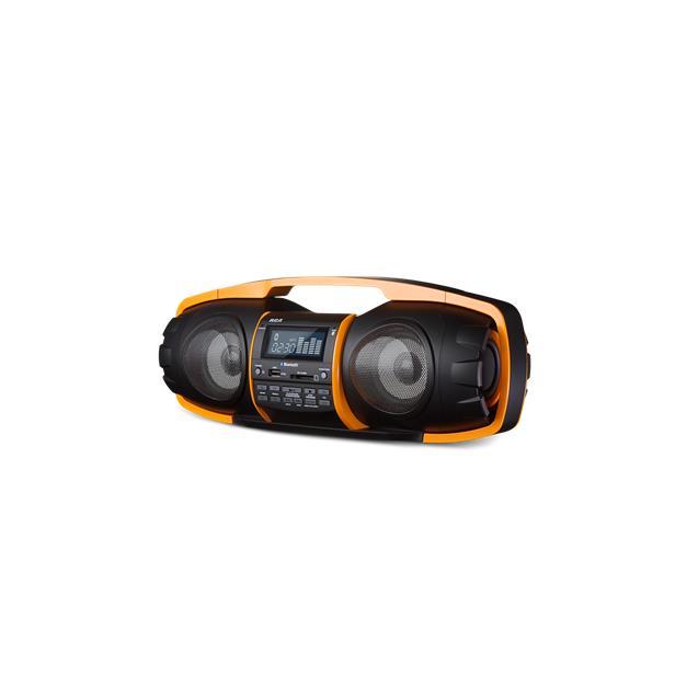 Parlante Portátil Rca Rsnuke Boombox 450w