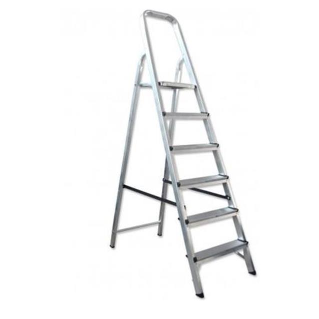 Escalera de Aluminio Facsa 4034 6 Escalones