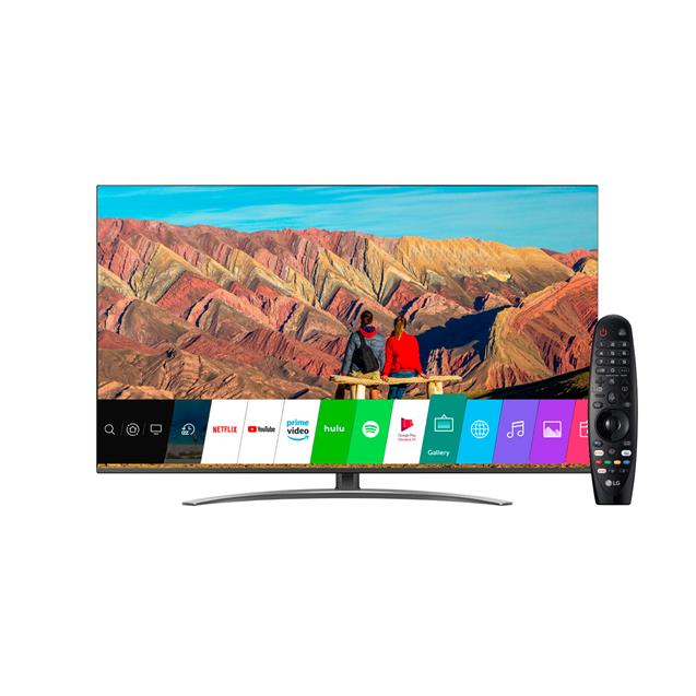 "Smart Tv Lg 65"" 4k Nanocell 2ºgen - Ips - Hdr (65Sm8100psa)"