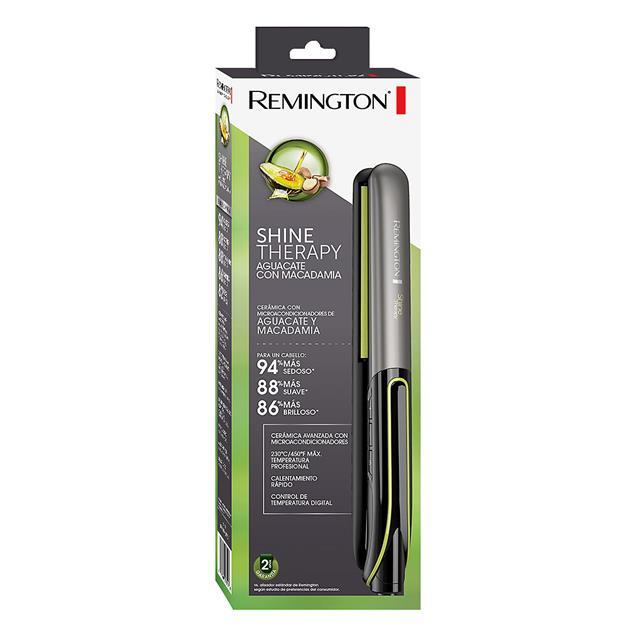 Plancha Para Cabello Remington S12a con Placas de Cerámica