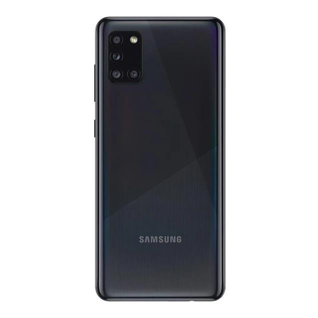 Samsung Galaxy A31 Black