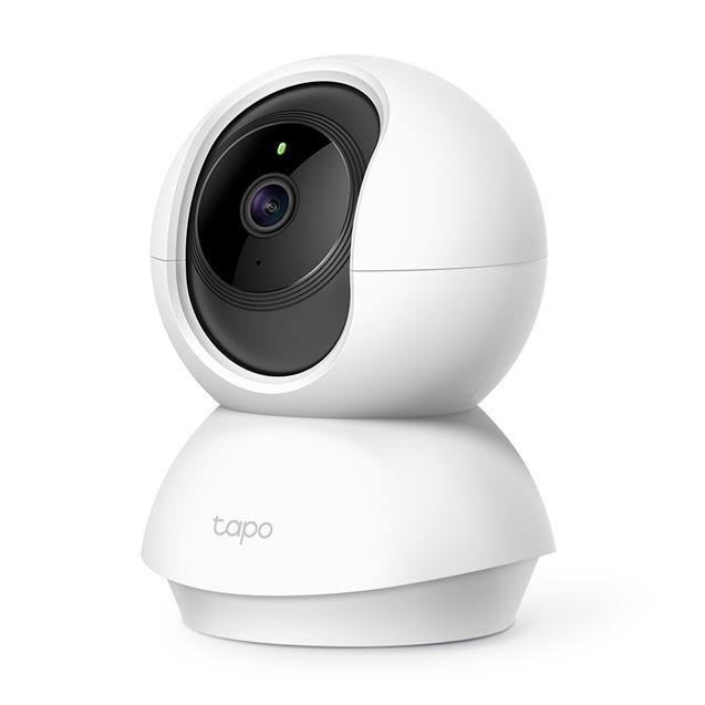 Cámara De Seguridad Ip Tapo C200 Wifi Movimiento Remoto