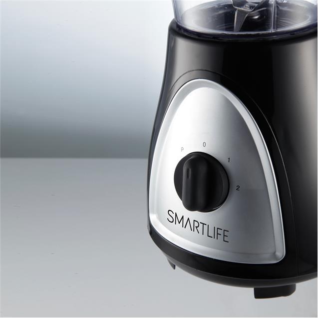 Licuadora Smartlife Bl1008b 400w 1.5lts Vidrio Negro