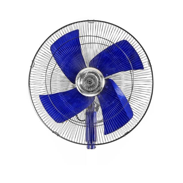 """Ventilador De Pared Abon Garden Pa20  20"""" 110w Azul"""