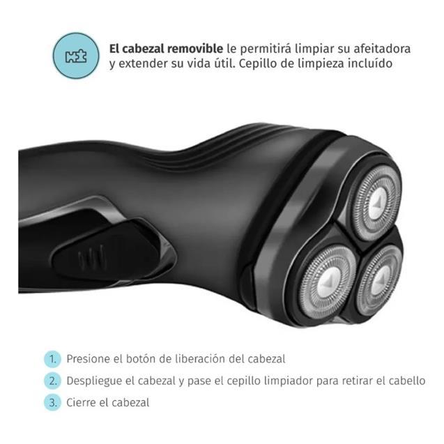 Afeitadora Philco Bateria (94ae5100pn)