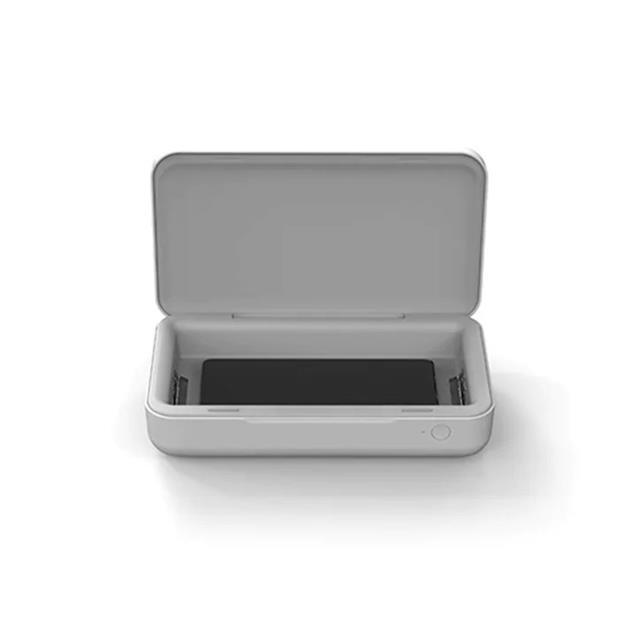 Esterilizador UV Wireless Charging White
