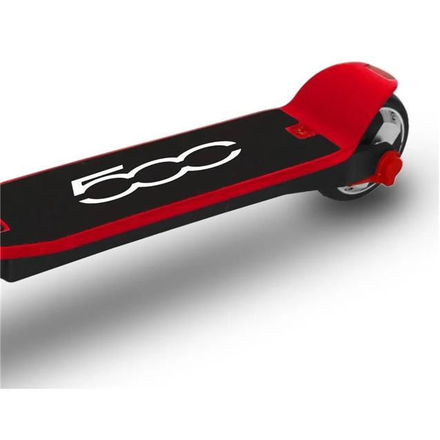 "Monopatin Eléctrico Plegable 8"" Fiat - Modelo F500-F80r 36v 250w - Color Rojo"