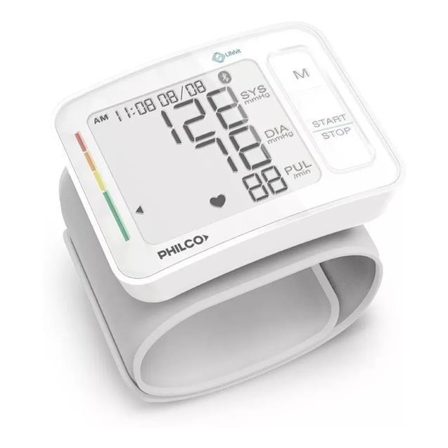 Tensiómetro De Muñeca Philco (Tm110bt) Bluetooth Lifevit