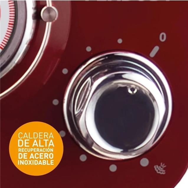 Cafetera Express Peabody Pece5003r 1 Lt 20 Bares