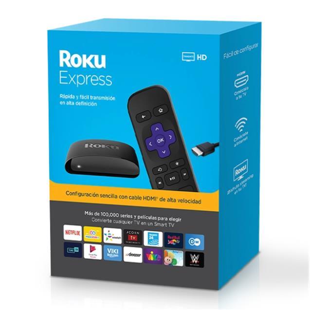 Roku 3930 Mx Streaming Media Player