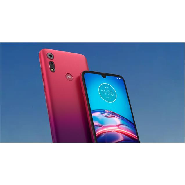 Motorola Moto E6s Rojo Scarlet