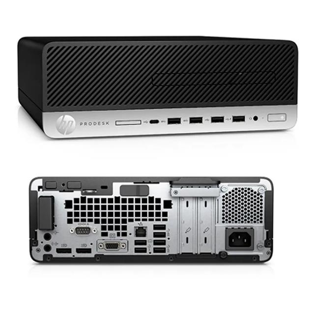 Mini Pc de Escritorio Hp 400g5 Sff I7-8700 8gb/1tb W10 Pro