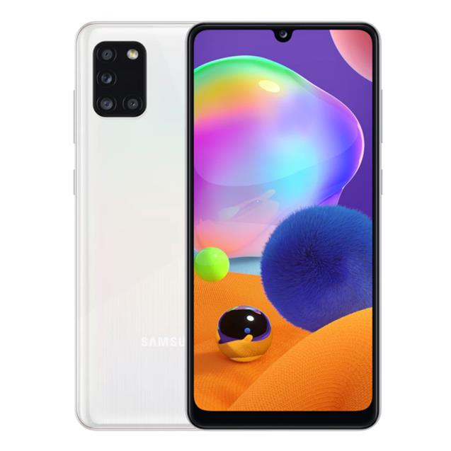 Samsung Galaxy A31 128Gb 4Gb White