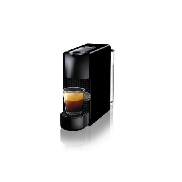 Cafetera Nespresso Essenza Mini Black 0.6 Lts
