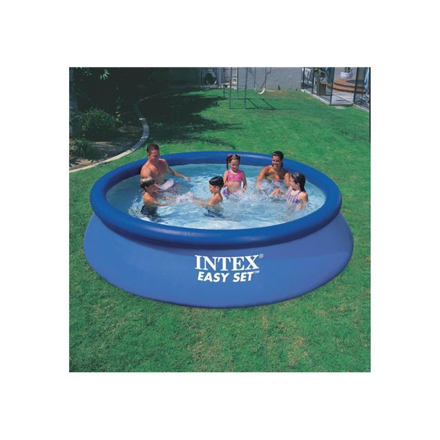 Pileta Inflable Intex Easy Set Redonda 366 x 76 Cm