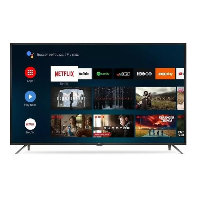 """Smart Tv Rca 55"""" (X55andtv) 4k Bluetooth Hdr Android"""