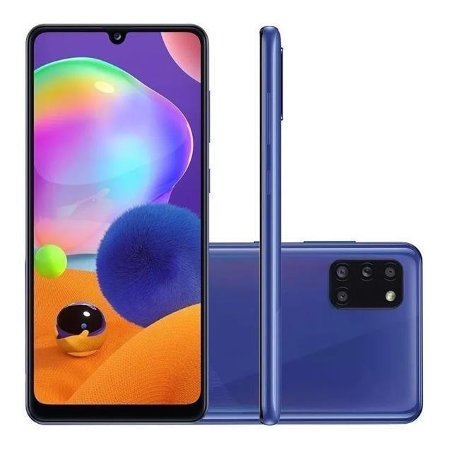 Samsung Galaxy A31 128Gb 4Gb Blue