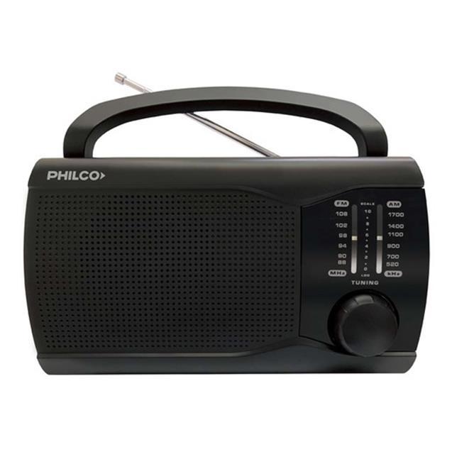 Radio Portatil Philco Prm60 Am/Fm