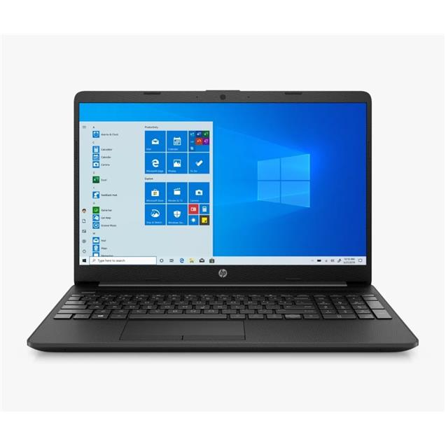"Notebook Hp Dw2039la I7-1065G7 8gb 1tb 15.6"" Fhd Negro"