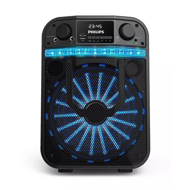 Parlante Philips Tanx20/77 Bass+ Bt Bateria