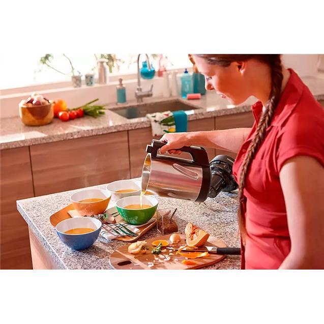 Soupmaker Philips Hr220380 1000w Inox