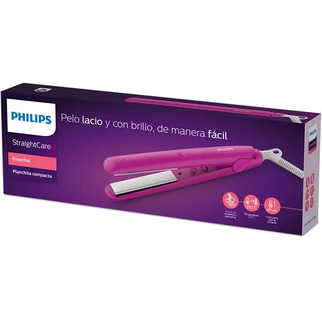 Plancha Philips Hp840140 Para Cabello Cerámica 210ºc