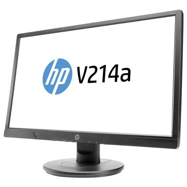 """Monitor Hp V214a 20.7"""" Tn/Led Fhd Vga Hdmi 16:9"""