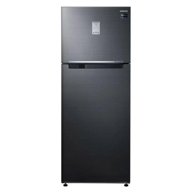 Heladera Samsung No Frost Inverter 440 Lts Black Inox (Rt43k6235bs)