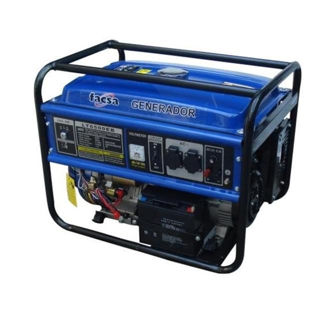 Generador Facsa Lt6500 5.5 Kva 13Hp