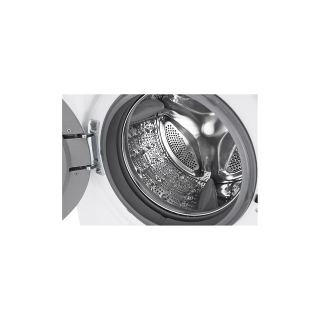 Lavarropas Lg Wm85we6  8.5 Kg 1200 Rpm Inverter Bco.