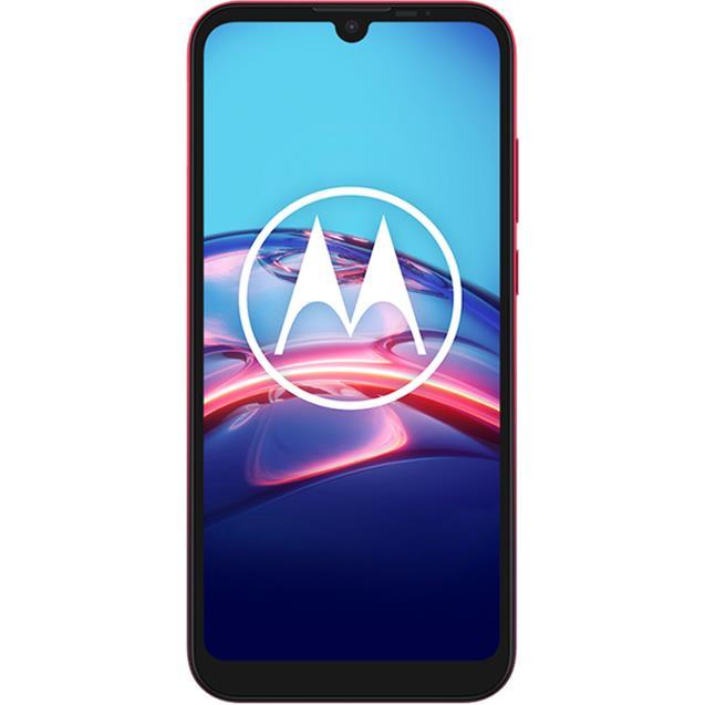 Motorola Moto E6s SE Rojo Scarlet