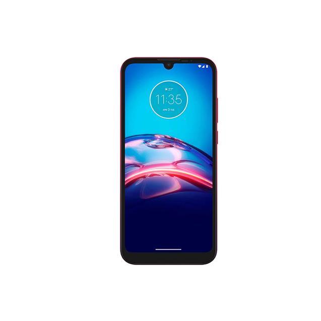 Motorola Moto E6s SE 64Gb 4Gb Rojo Scarlet