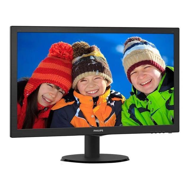 "Monitor Philips 223v5lhsb2/55 22"" Fhd Hdmi"