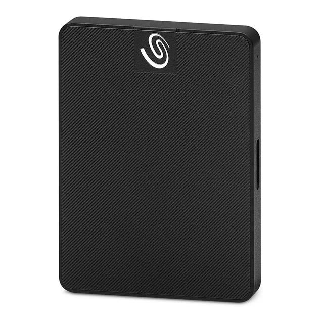 Ssd Seagate Stjd500400 500 Gb Portable  Black 3.0