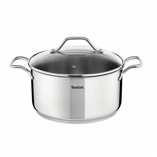 Olla T-Fal Intuition 24 Cm Inox