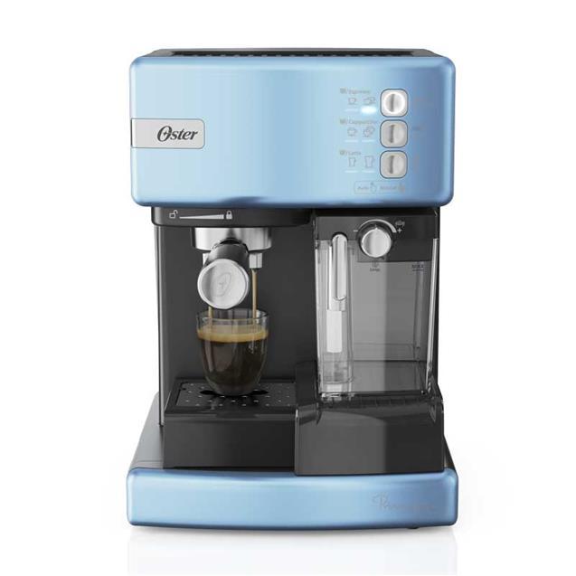 Cafetera Express Oster Em6603cc 15 Bares Marfil
