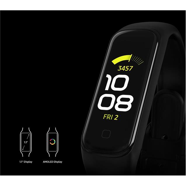 Reloj Samsung Galaxy R220 Fit2 Black