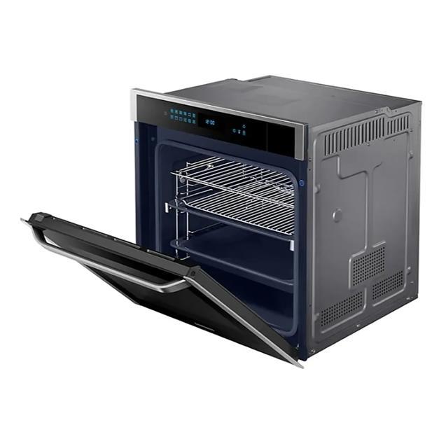 Horno Electrico Empotrable Samsung 73 Lts Vapor (Nv73j7740rs)
