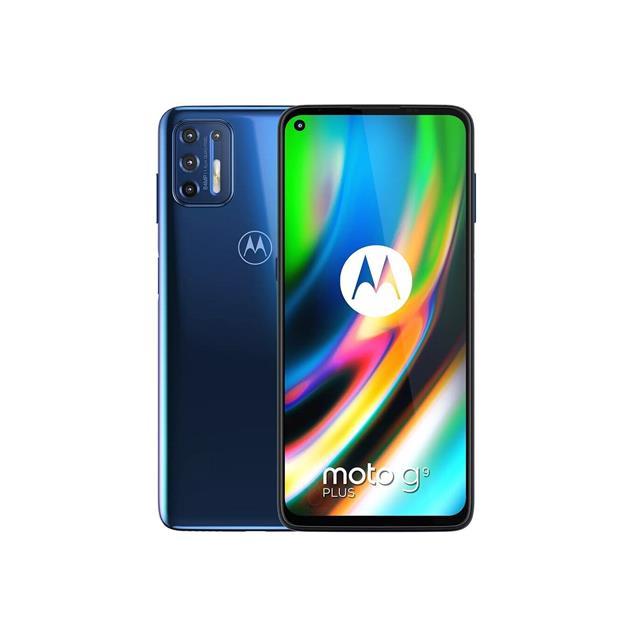 Motorola Moto G9 Plus Blue-