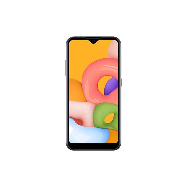 Samsung Galaxy A01 Black-
