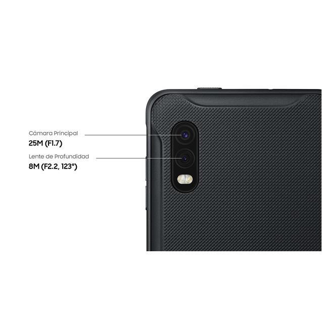 Samsung Galaxy X Cover Pro 64GB 4Gb Black-