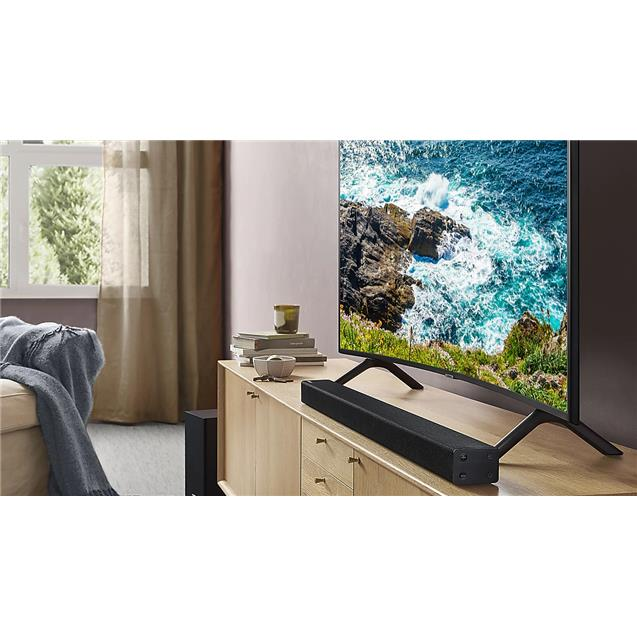 "Smart Tv Samsung 49ru7300 49"" 4k Curvo"