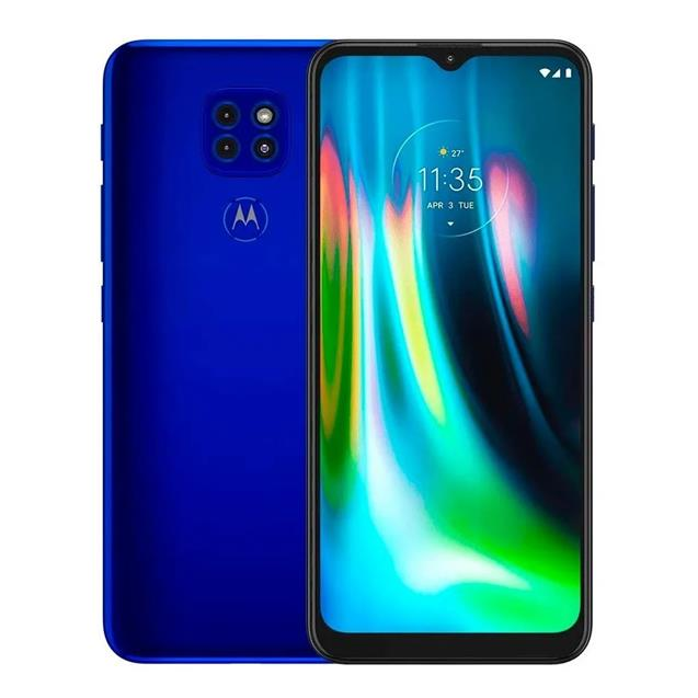 Motorola Moto G9 Play 64Gb 4Gb Azul Electrico