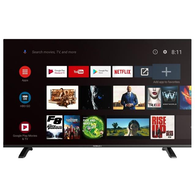 "Smart Tv Noblex 50"" Dm50x7500 4k"