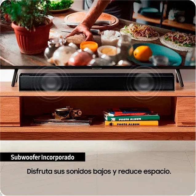 Barra De Sonido Samsung Hwt400/Zb 40w Black