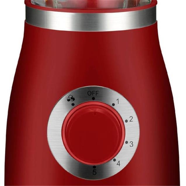 Licuadora  Atma Li8444rn 500w Vaso de Vidrio Roja