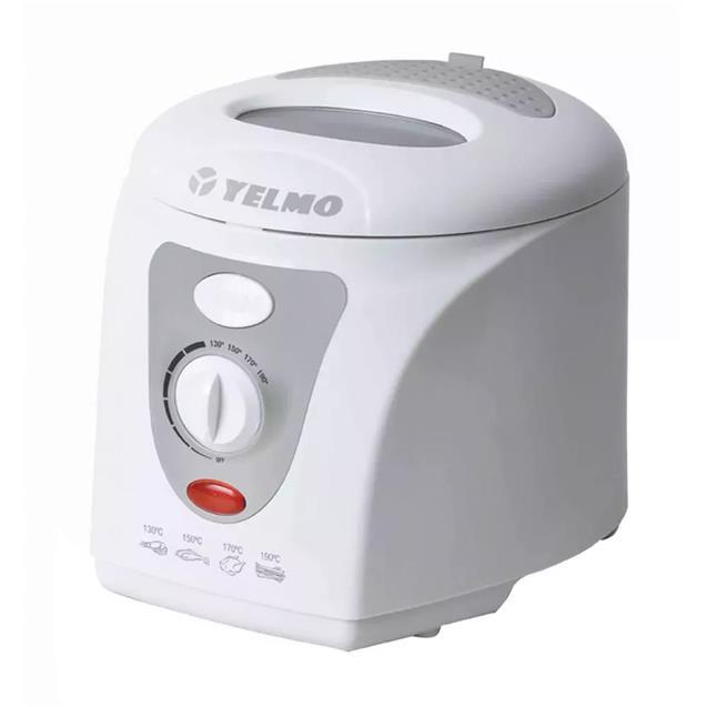 Freidora Yelmo 1.5Lts Con Aceite (Fr7300)