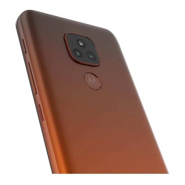 Motorola Moto E7 Plus Naranja Twilight
